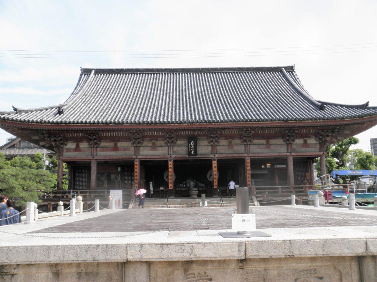 神社仏閣を回って、健康寿命を延ばしてきました。